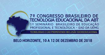 7º Congresso Brasileiro De Tecnologia Educacional